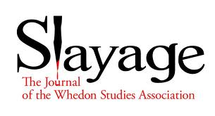 The official journal of the Whedon Studies Association