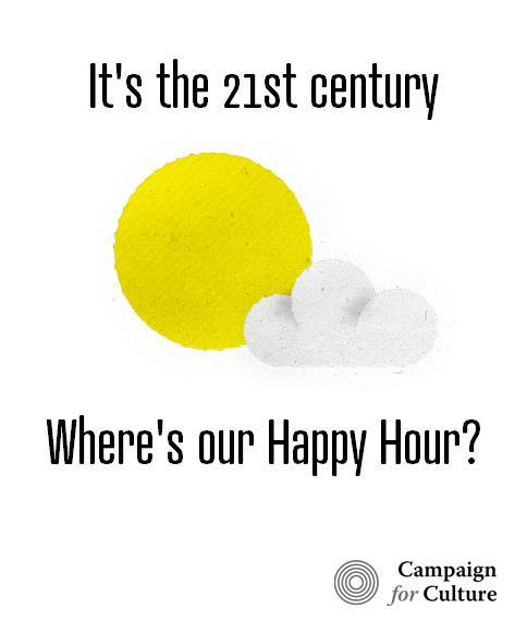 Happy Hour 21st Century