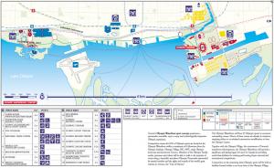 Waterfront Plan for Toronto 2008 Olympic Bid