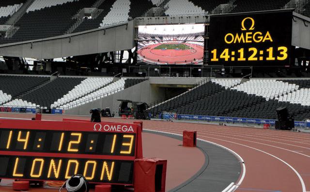 Clock Olympics