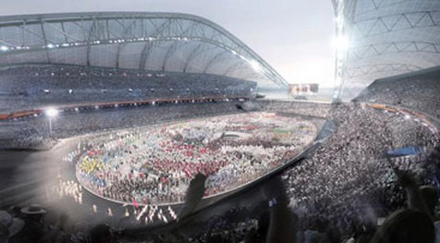 Sochi 2014 Olympic Stadium