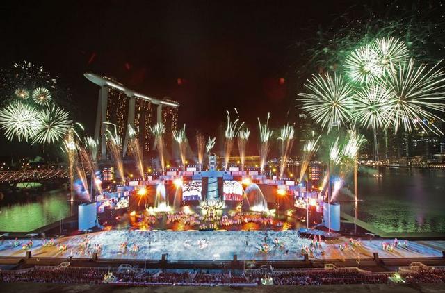 Singapore 2010 - Opening Ceremony