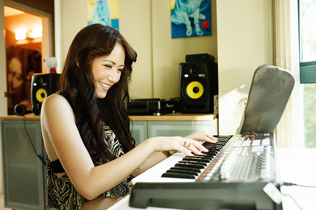 DJ Yurie Keyboard