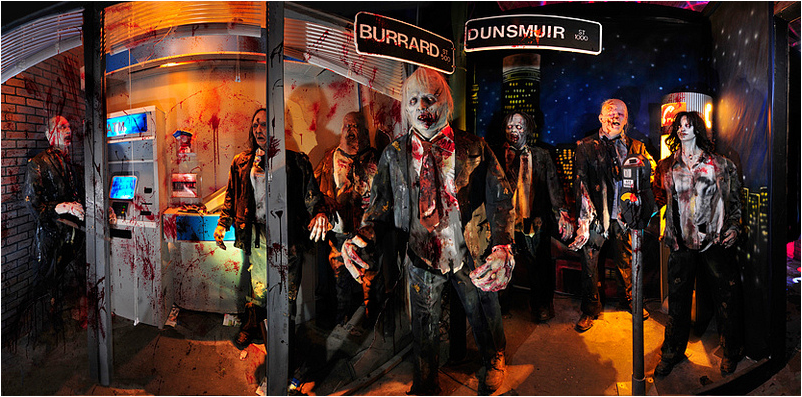 Dunbar Haunted House Vancouver