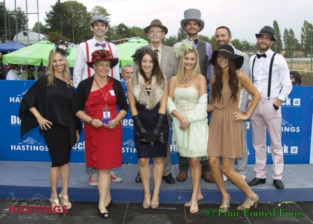 BC Derby Best Dressed