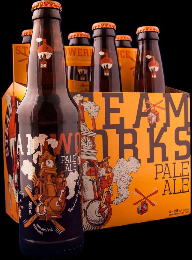 Steamworks Craft Beer Vancouver