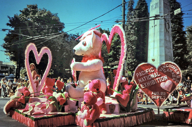 PNE Fair Parade 1987