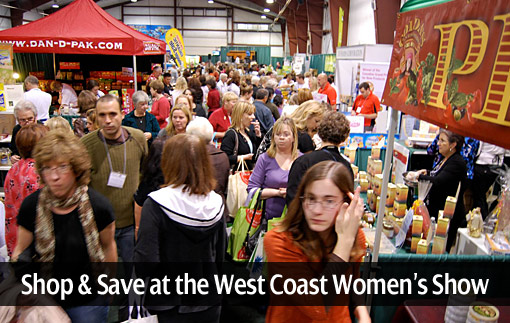 West Coast Women's festival