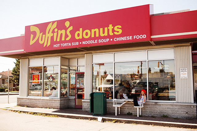 Duffin's Donuts Vancouver