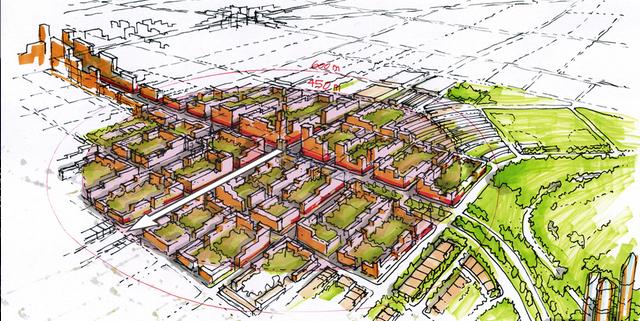 Cambie Street Density
