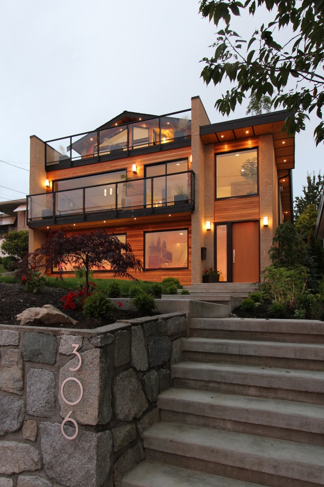 Vancouver Special Renovated