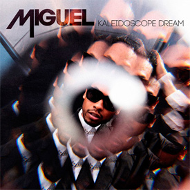 Kaleidoscope Dream Album Cover