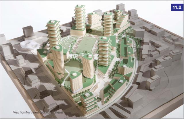 Oakride Centre Redevelopment