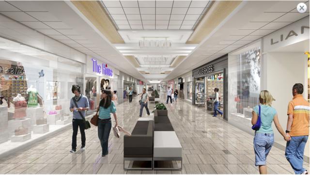 Pacific Centre retail expansion