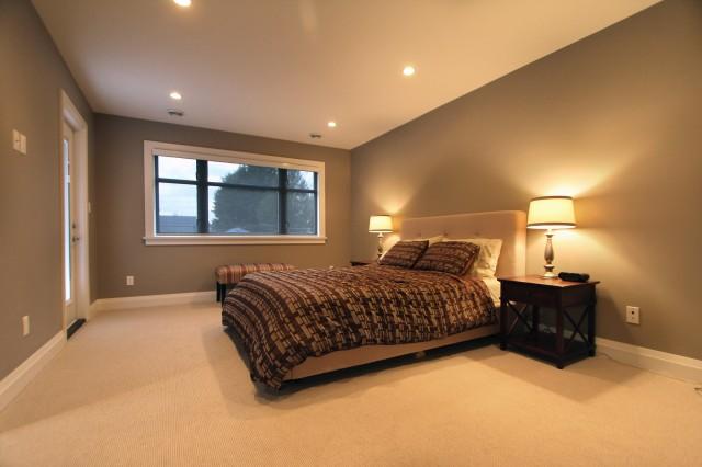 Vancouver Special bedroom