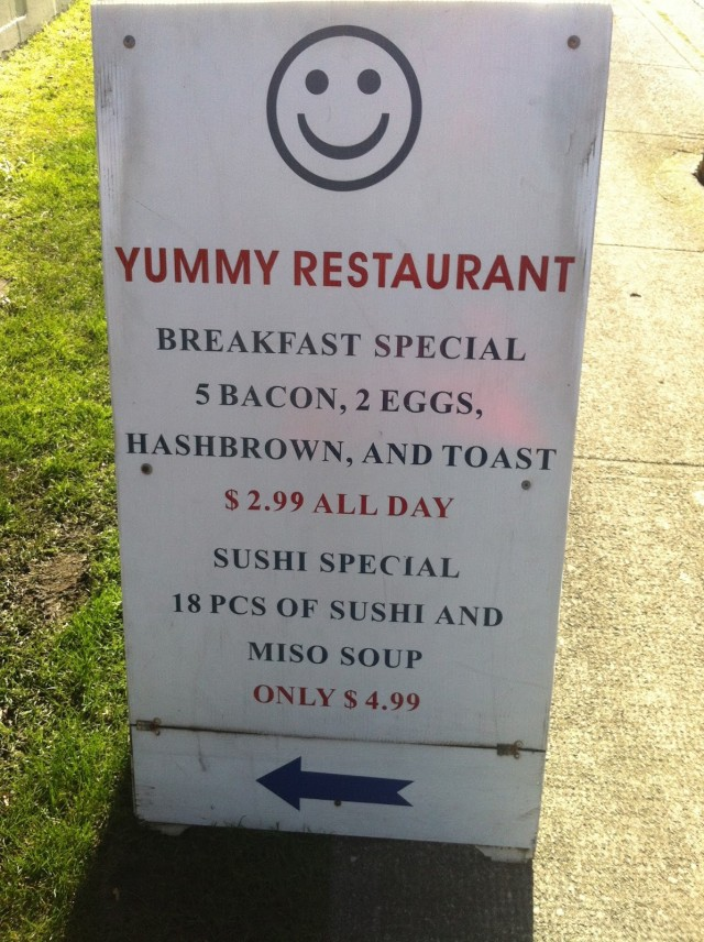 YummySushi