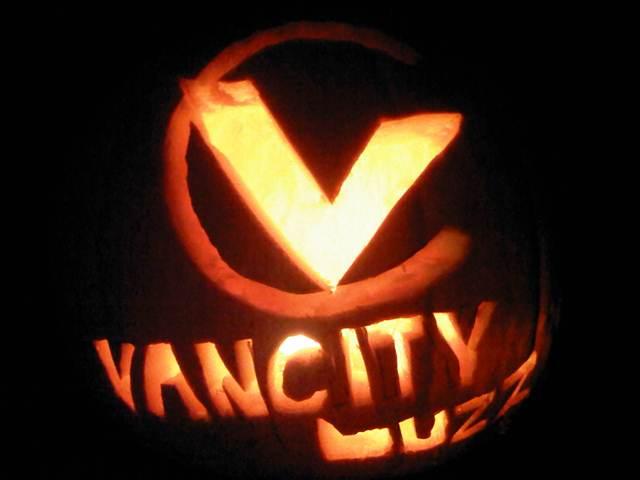 vancity buzz pumpkin