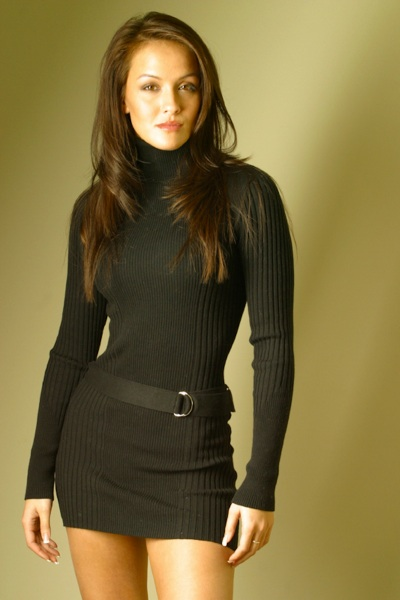 An Interview with Primeval: New World' Crystal Lowe ...  An Interview wi...