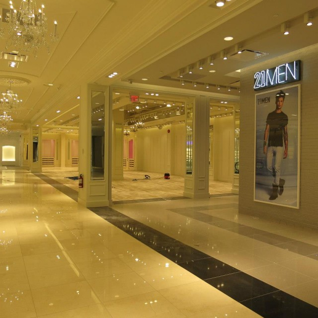 Forever 21 Robson Vancouver