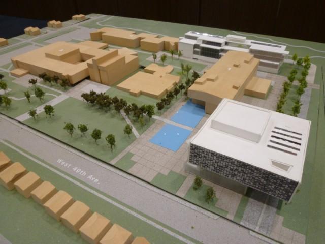 Langara College expansion