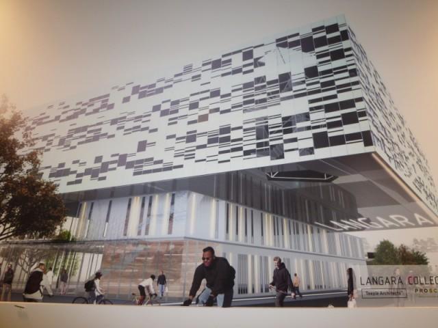 Langara Sciences Building