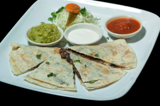 Sal Y Limon Quesadilla