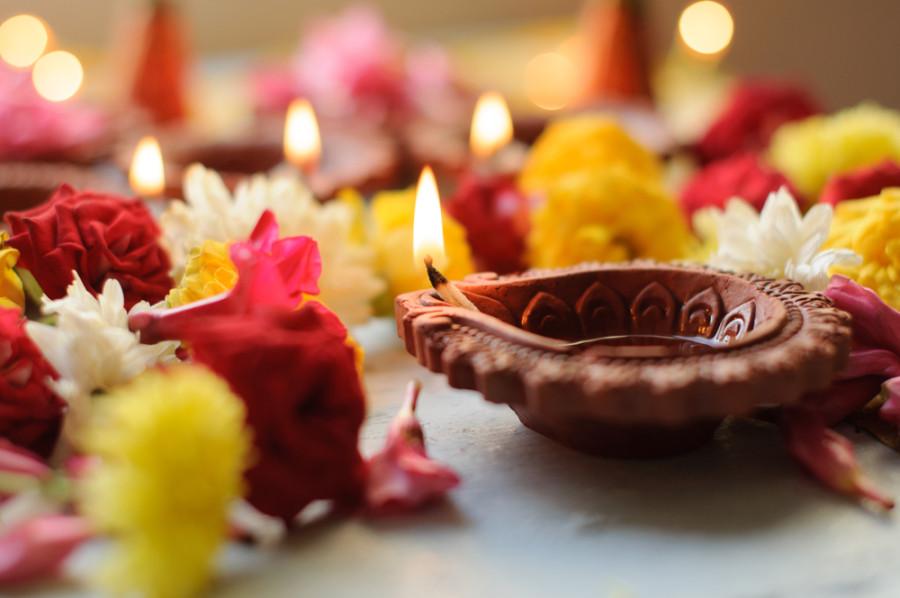 Image: Diwali flowers / Shutterstock