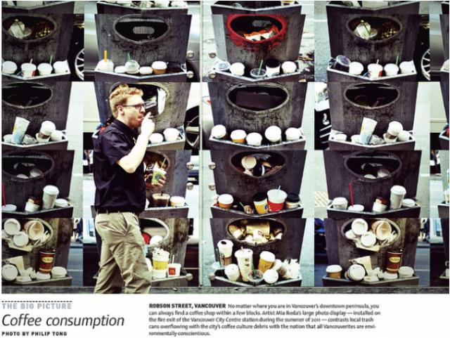 Coffee consumption Vancouver
