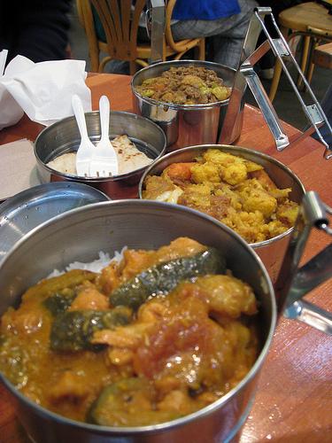 Curry 2 U Granville