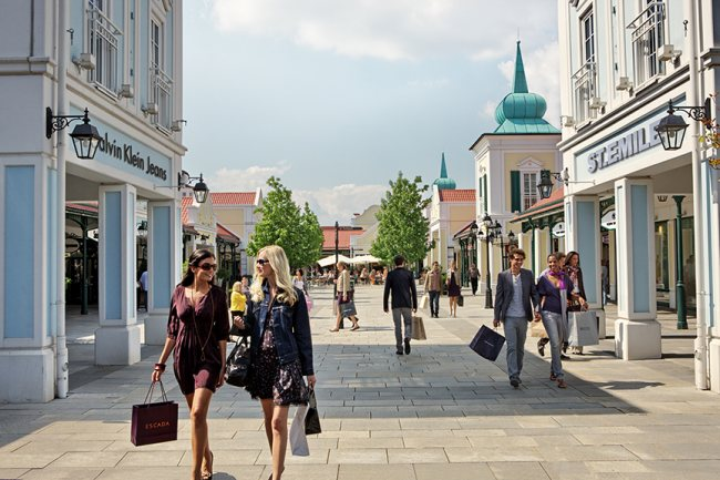 Luxury Outlet Mall Vancouver