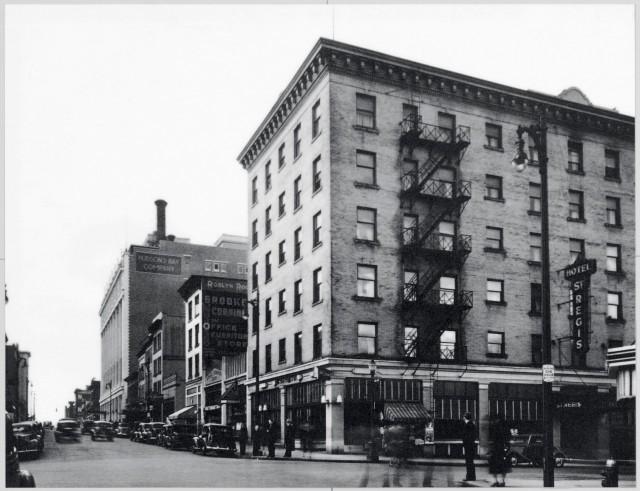 St.Regis circa 1940