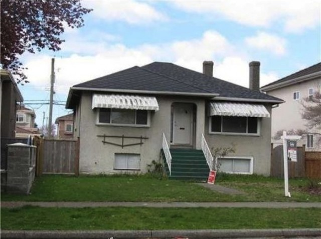 Crazy Vancouver house prices