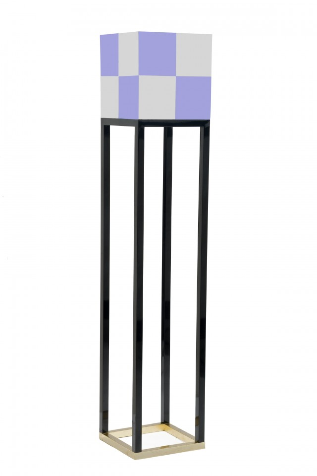 Douglas Coupland Floor Lamp