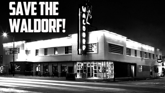 Save the Waldorf