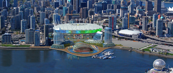 Hotels Close To Rogers Arena In Vancouver Bc