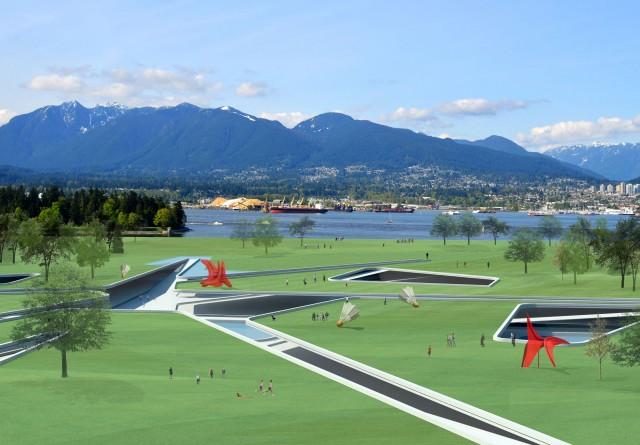 Vancouver Art Gallery Stanley Park