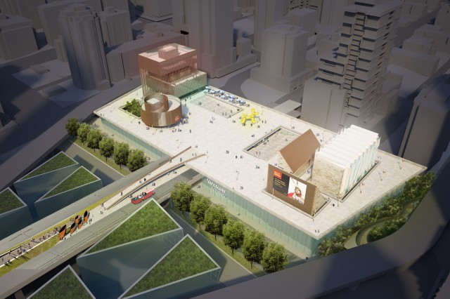 Vancouver Art Gallery proposal