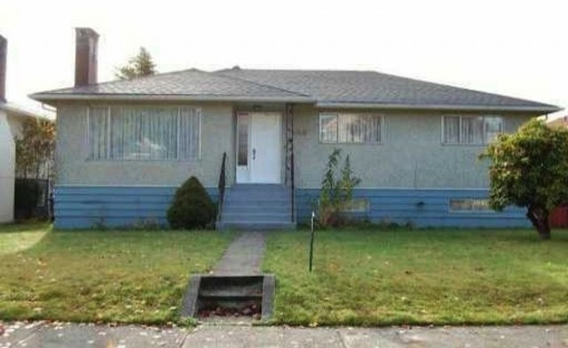 Vancouver insane house prices