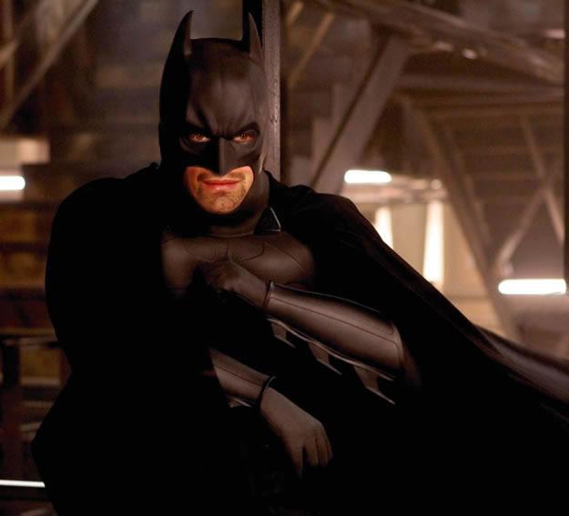Dan Hamuis Batman