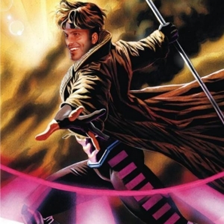 Max Lapierre as Gambit