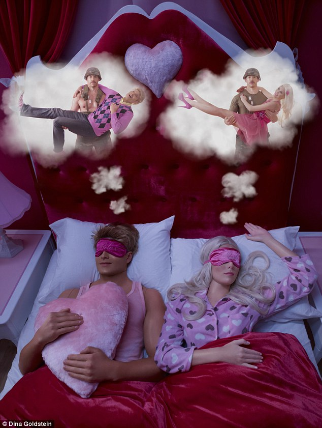 Barbie and Ken dreaming