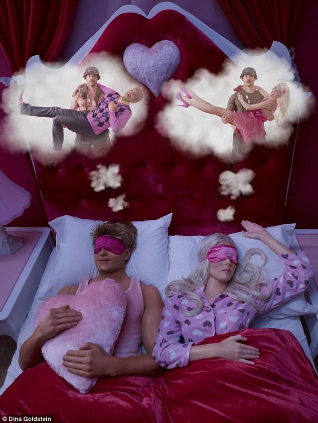 Barbie and Ken dreaming