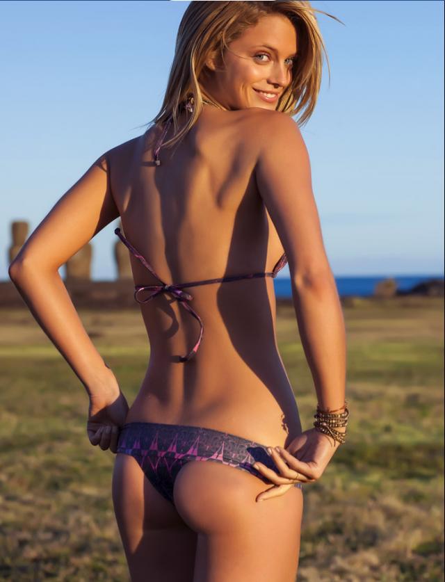Kate Bock Vancouver bikini