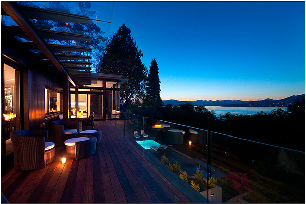 Luxury Vancouver homes
