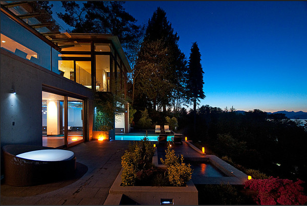 Point Grey Vancouver mansion