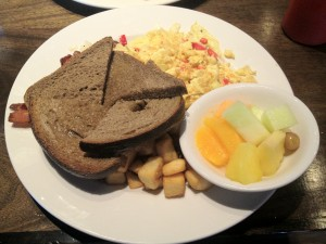 Brunch Spot Food: Meaty Boy's Breakie