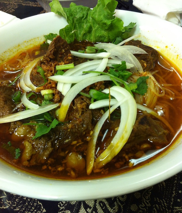 Angkor Sour Soup