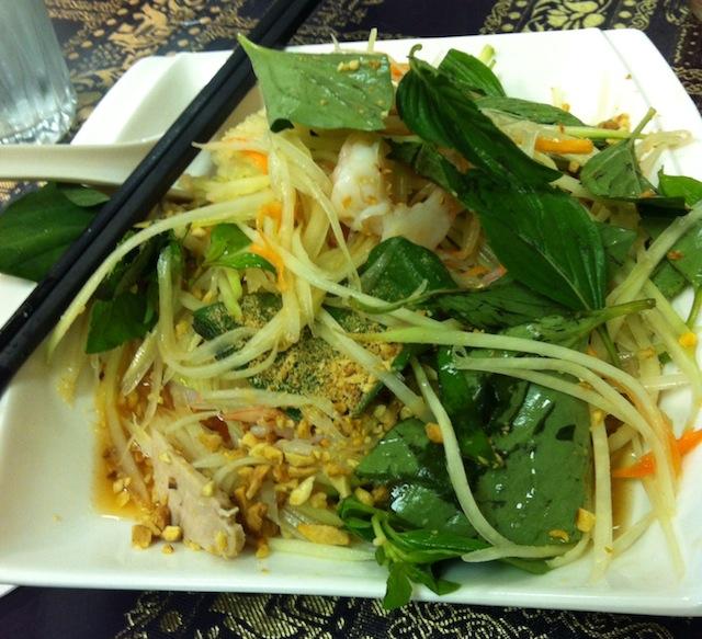 Angkor salad