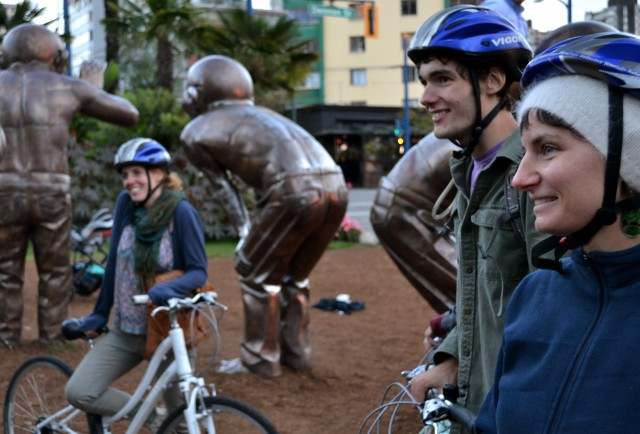 Cycle Tours Vancouver