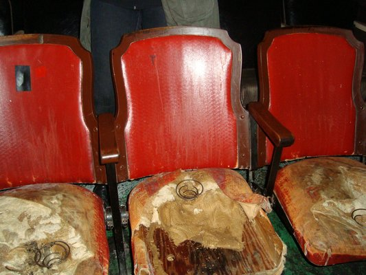 Fox Cinema Seats